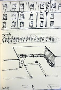 MHBD's Blog: Dublin Sketchers - Hugh Lane Gallery