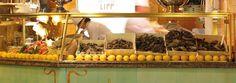 Die französische Brasserie Lipp aus Paris mitten in Zürich Seafood Place, Mussels, Zurich, Dinner, Oysters, Gourmet Foods, Suppers