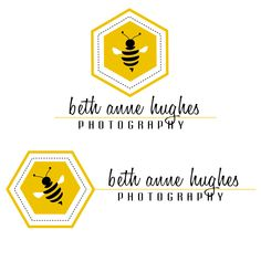 I love this bee! And the logo as a whole