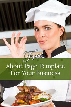 Generate a professionally laid out About Us page in no time with this free template. Wordpress Website Builder, Wordpress Website Development, Website Development Company, Website Design Cost, Website Design Services, Website Design Company, Website Web, Website Themes, Free Web Design