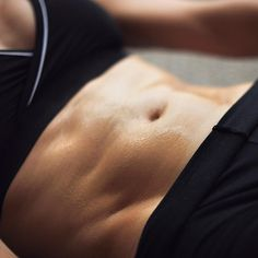 A toned tummy comes from working multiple muscle groups—not from endless sit-ups! - Shape.com