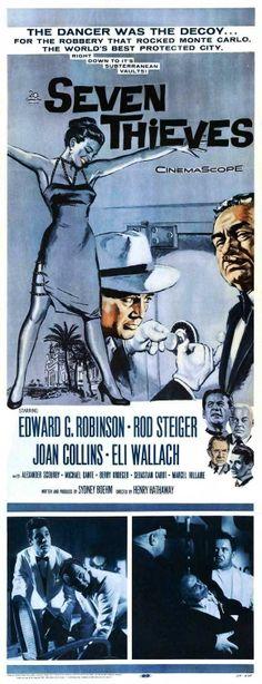 Sete ladrões (1960)