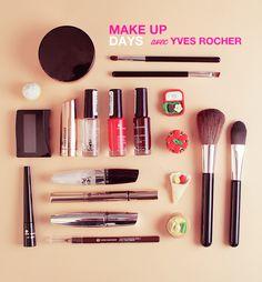 Make Up ! yves rocher