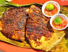 Eat some BBQ Stingray, Leng Heng Seafood BBQ, East Coast Lagoon Food Center, East Coast Lagoon Road, Singapore