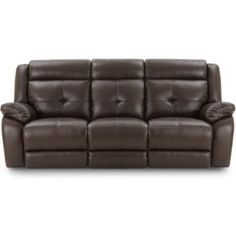 10 Best Leather Reclining Sofa Images Reclining Sofa