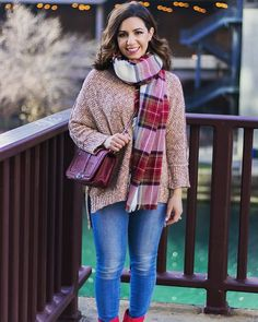 It's -5 degrees outside right now. I'm gonna go mummify myself with every scarf I own. Stay warm, friends in the north!! . Photo by @ashleydahlphotography . Shop my daily looks by following me on the LIKEtoKNOW.it app! http://liketk.it/2u5k8 #liketkit @li