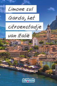 Vier het goede leven deze zomer in Italië! Want aan het Gardameer vind je het charmante dorpje Limone sul Garda. Jouw vakantie staat in het teken van gemoedelijkheid, limonella, luieren aan het strand en leuke dagtripjes.