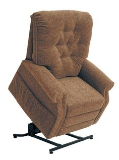 Catnapper Patriot Power Lift Recliner in Autumn