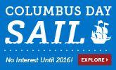 Lovesac Columbus Day Sale & No Interest Financing until 2016