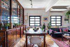 05-decoracao-estante-vintage-sala-de-jantar-integrada