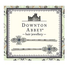 Amazon.com/?utm_content=buffer38e74&utm_medium=social&utm_source=pinterest.com&utm_campaign=buffer: Downton Abbey® Silver-Tone Blue Crystal Bobby Pin Set: Jewelry http://www.amazon.com/Downton-Abbey%C2%AE-Silver-Tone-Crystal-Bobby/dp/B00KME5G0S/ref=sr_1_18?m=AYSOXEQ7ZLA7M&s=merchant-items&ie=UTF8&qid=1434990250&sr=1-18&refinements=p_4:Downton+Abbey&utm_content=buffer3da15&utm_medium=social&utm_source=pinterest.com&utm_campaign=buffer