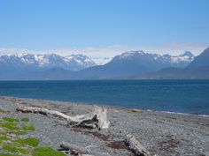 Homer, Alaska best place to go camping :)