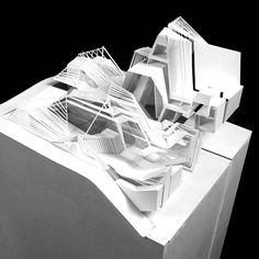 by @dwayneoyler One more project from the very talented talented Jie Yang. This one from my SCI-Arc 4th year design studio a couple of years ago. #Sciarc #architecture #architecturestudio #architectureschool #architecturemodels #archilovers #architecturemodel #architecturelovers #drawing #drawings #latergram #architectureporn