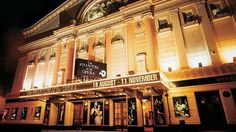 Manchester Opera House - watch musicals, ballet and theatre in this beautiful historical building. http://www.visitmanchester.com/discover/theatre/MAN-84681_manchesteropera.aspx
