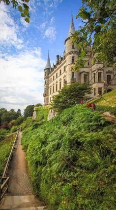 Dunrobin Castle, Scotland                                                                                                                                                                                 Mais