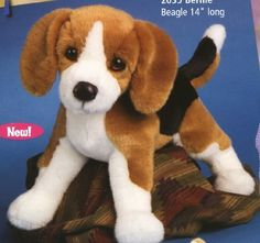 Douglas Toys makes beautiful, soft, cuddly Dog and Cat Breeds with distinctive expressions and gestures that speak quality and value unlike any other plush animal. We make breed-sp