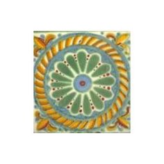 Hand painted  Ceramic Grand Tile Collection. Mediterranean style. Bathroom tile. San Diego. Contact us at mexicanarttile.com   or (877) 817 8851