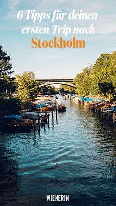 Off to capital! From # Vasa Museum to # Östermalm: The best tips . - Urlaub in Europa - Reisen Travel Icon, Travel News, Travel Usa, Beach Travel, Budget Travel, Travel Guide, Travel Around The World, Around The Worlds, Hotel Concierge