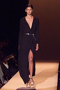 Carolina Herrera Spring 2001