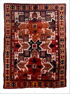 Type D Star Kazak Rugs