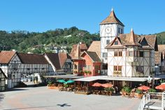 German Village Park - Blumenau, Santa Catarina