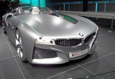 Concept automobile - BMW Vision ConnectedDrive