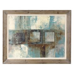 Have to have it. Uttermost Variations Framed Wall Art - 47.5W x 37.5H in. $327.8