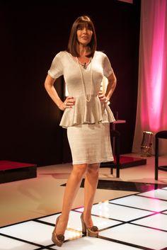Vestido Maxima(Fabiana Araujo)