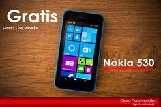 Nokia 530 totalmente gratis con un plan de 120min+100msjs+3mbps por tan solo 17.000 colones #Nokia530  comparte con tus amigos para que se enteren de nuestras promociones.