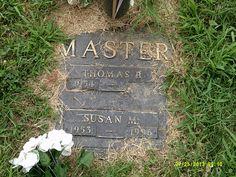 Susan M Master (1953 - 1996) - Find A Grave Photos