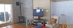 Image result for wood burner in corner of room Wood Burner, Stoves, Living Room Inspiration, Corner, Image, Home Decor, Decoration Home, Skillets, Room Decor