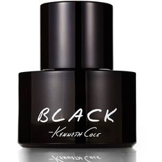 Kenneth Cole Black Eau de Toilette 1.7 oz. Spray ($20) ❤ liked on Polyvore featuring beauty products, fragrance, eau de toilette perfume, kenneth cole, edt perfume, spray perfume and kenneth cole perfume