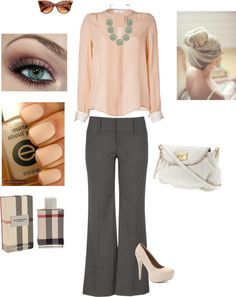 """""""Working Woman"""" by emily-molidor on Polyvore"""