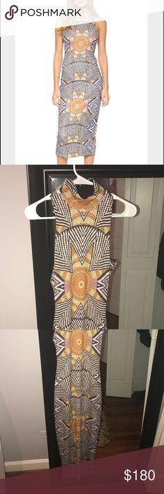 Mara Hoffman Pinterest Turtleneck Dress Never worn!! Perfect condition! Mara Hoffman Dresses Midi