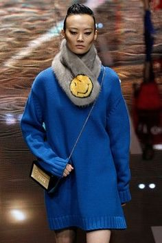Look of The Week Catwalk Report: Anya Hindmarch A/W 15