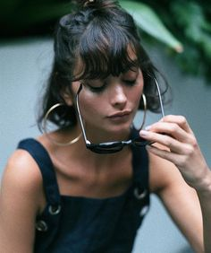 Cute Hairstyles With Bangs Aesthetic Short Hair With Bangs, Hairstyles With Bangs, Haircuts, Taylor Lashae, Peinados Pin Up, Tousled Hair, Cooler Look, Hair Claw, Face Hair