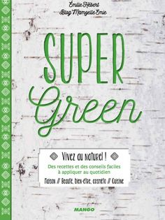 COUVERTURE SUPER GREEN