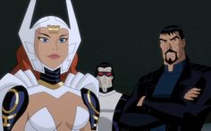 Justice League: Gods And Monsters- Ending
