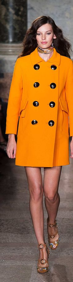 Emilio Pucci Collection Spring 2015 | The House of Beccaria~