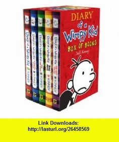Diary of a Wimpy Kid Box of  (1-5) (9781419701535) Jeff Kinney , ISBN-10: 1419701533  , ISBN-13: 978-1419701535 ,  , tutorials , pdf , ebook , torrent , downloads , rapidshare , filesonic , hotfile , megaupload , fileserve