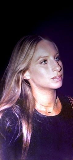 70's. Barbra Streisand ~ we were ALL so young back then!