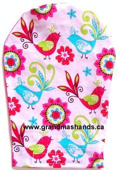 Bird Ostomy Bag Cover