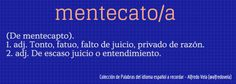 Mentecato/a