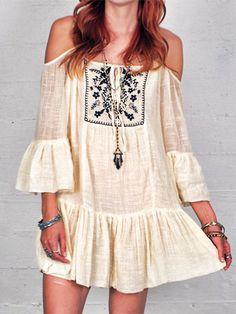 Point Dume Dress // gypsan.com