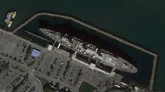 1126 Queens Hwy, Long Beach, CA 90802, Stati Uniti | Satdrops - Amazing satellite imagery from around the world.