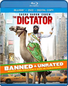 Own It Now (Click On The Image) - The Dictator (2012)