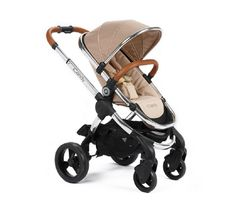 iCandy New Peach Stroller Butterscotch