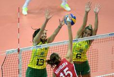 Sheilla vôlei Brasil x Rússia (Foto: FIVB)