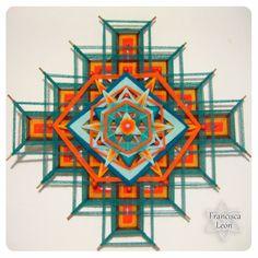 Realizo clases en Santiago de Chile ♥ Facebook: Mandalas Tejidos Francisca León ♥ Web: www.talleresdemandalas .cl ♥ correo: leon.francisca@gm ail.com ♥