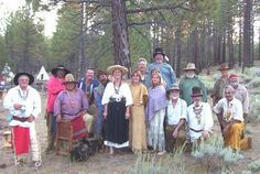 Rendezvous Period Clothing | We will be camping in period clothing, in period tents, using period ...